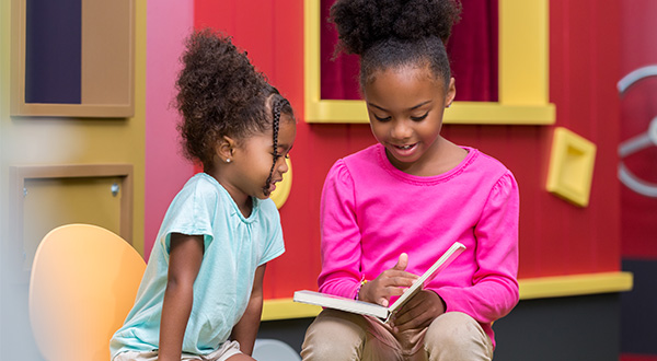 Discovering How Reading Intervention Changes the Brains of Children With Dyslexia