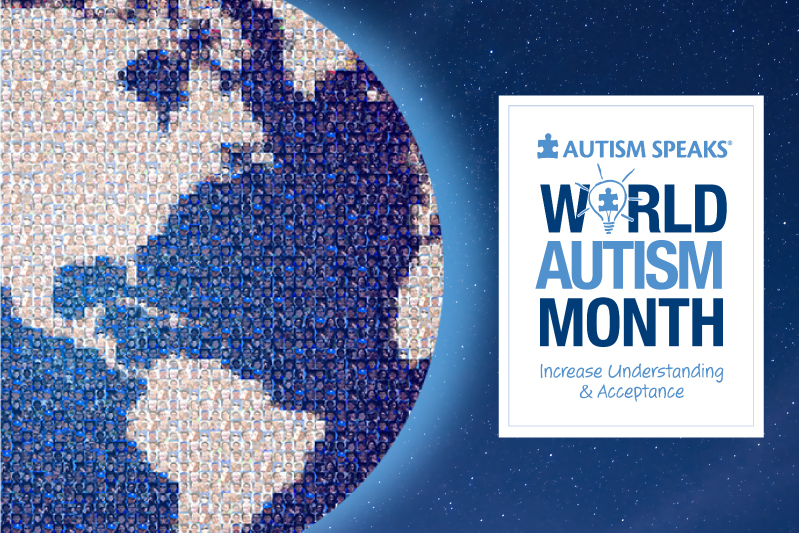 Celebrate World Autism Month