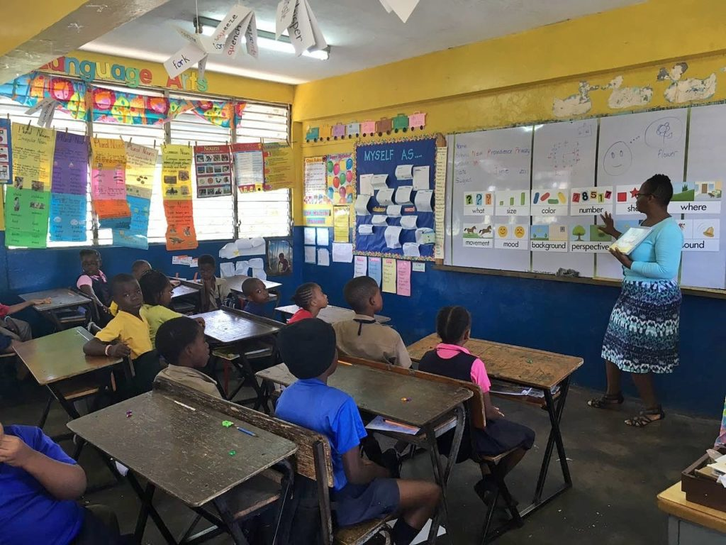 Teachers in Jamaica Are Taking Instruction to the Next Level